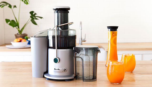 How Long Can You Store Juice From a Breville Juicer