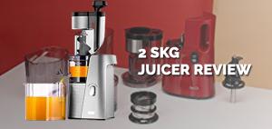 2 Skg Juicer Review